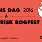 Litteraturens Dag og Bogfest 2016