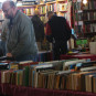 Antikvarisk bogfest på Godsbanen