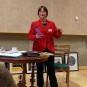 Kirsten Ahlburg læser julehistorier