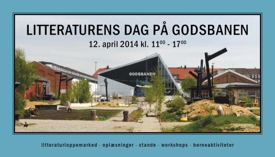 Litteraturens Dag Plakat 2