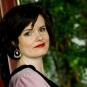 Leonora Christina Skov  besøger Arnold Busck Ryesgade