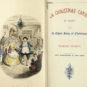 """Oplæsning af Dickens' """"Et Juleeventyr"""""""