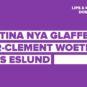 LIPS & koncepterne, vol. 1: Eslund & Nya Glaffey & Woetmann