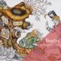 Illustrationer af H.C. Andersens eventyr til Bogdag i Åby
