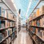 Den Blå Bro – Bibliotekets historie