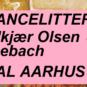 PERFORMANCELITTERATUR #1: Ursula Andkjær Olsen og Lars Skinnebach